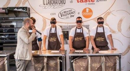 I maestri pizzaioli alla prova con il blind tasting