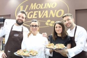 Show cooking Amalia Costantini