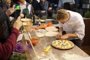 Show cooking Marco Manzi