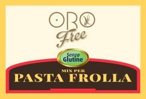 mix pasta frolla senza glutine
