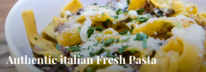 Authentic Italian Fresh Pasta recipe