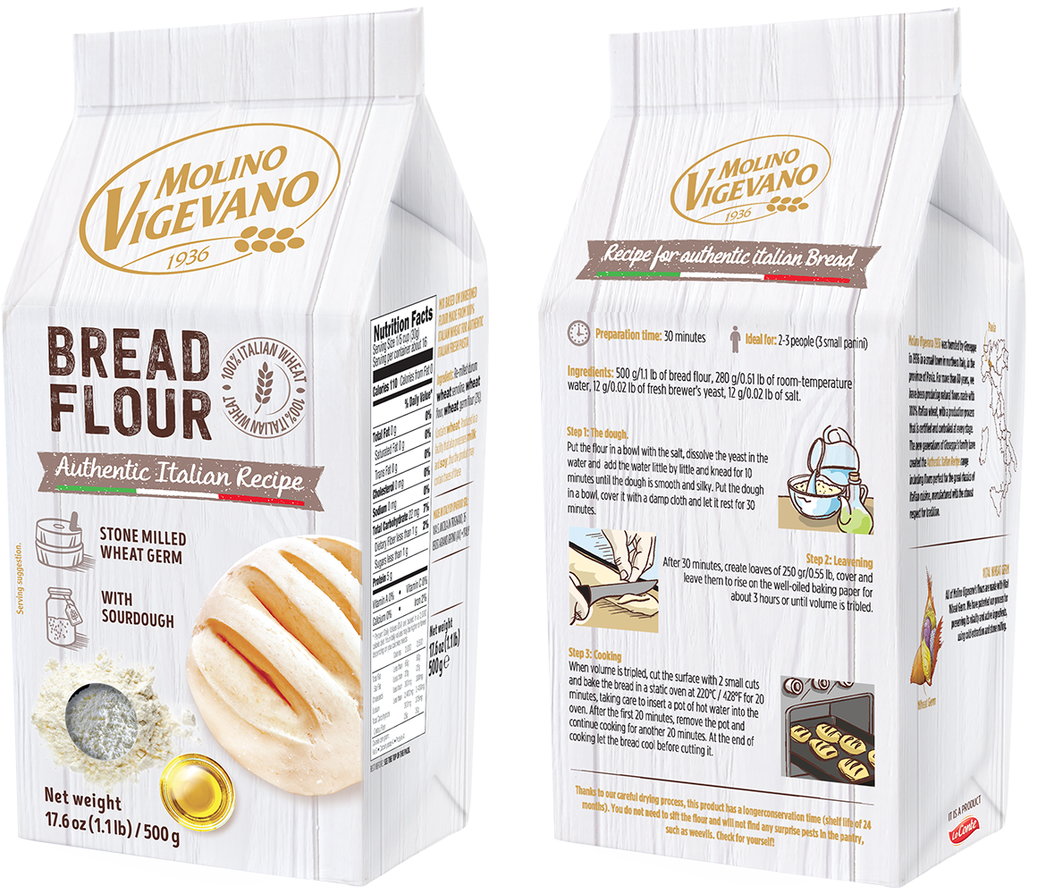 Bread Flour pack