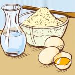 Pasta Flour - The Dough