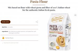 Pasta Flour - Molino Vigevano