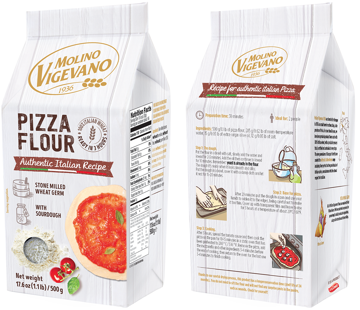 Pizza Flour pack