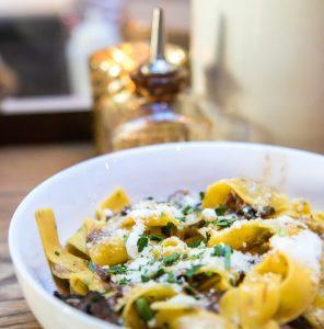 Authentic italian Fresh Pasta